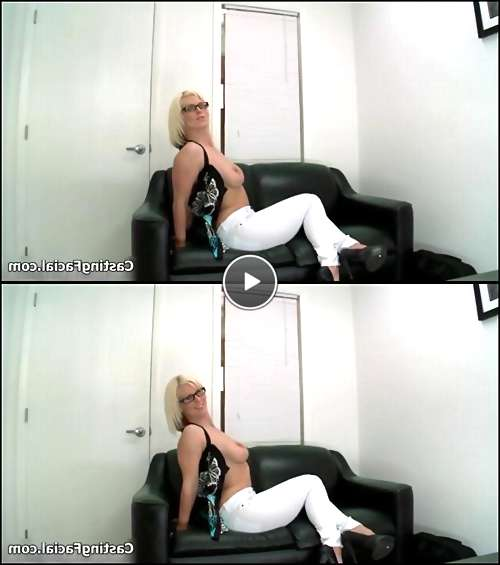 sexy blonde hd video